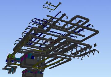 Hệ thống HVAC nhà CCB - Nhà máy nhiệt điện Algeria