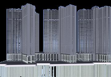 Khu phức hợp cao tầng Gamuda